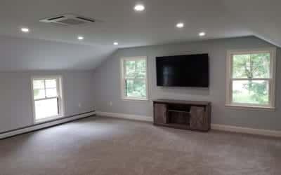 Room Addition Over Garage