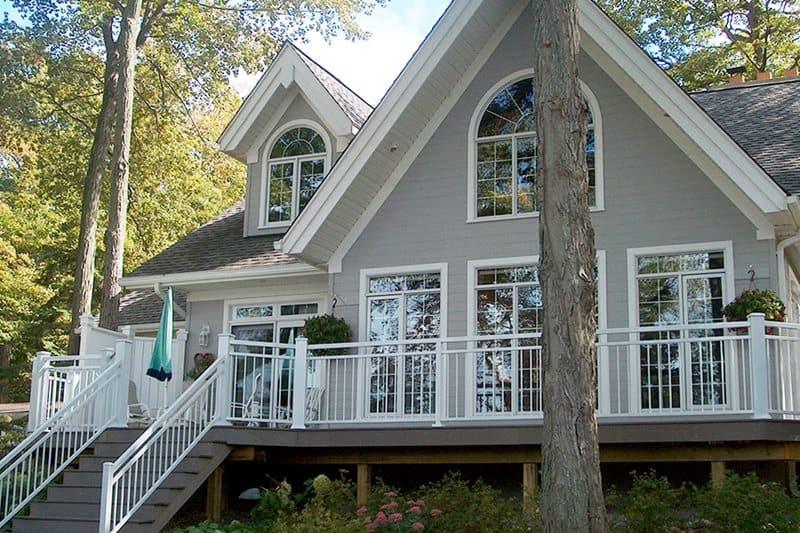 Deck Building, Porches & Porticos – Ace Home Medics