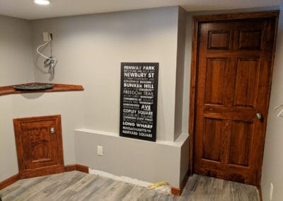 Basement Finishing Remodeling Project by Ace Home Medics