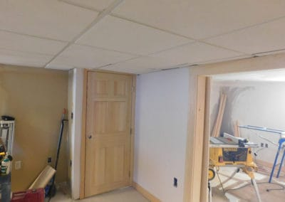 Basement Finishing Remodeling Project by Ace